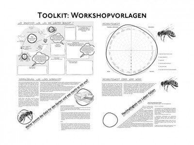 TOOLKIT - Workshop-Vorlagen (Gesamtdokument in A3)